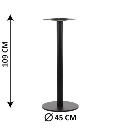 stelaż stolika 45x109