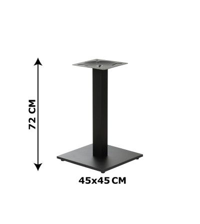 stelaż do stołu 45x72