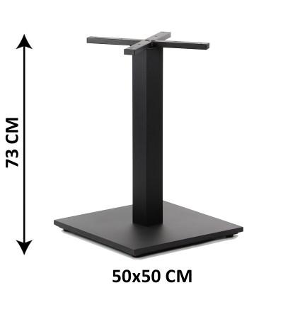 stelaż stolika 50x50x73
