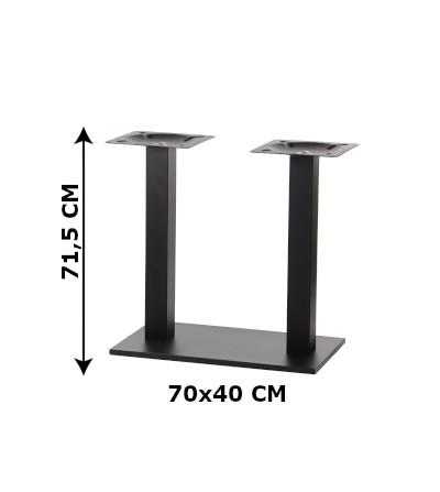 stelaż do stołu 70x40x71,5