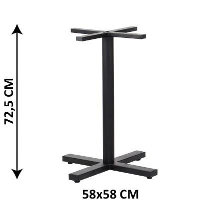 stelaż do stołu 58x72,5