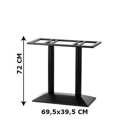 stelaż do stołu 69,5x39,5x72