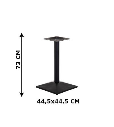 stelaż do stołu 44,5x73
