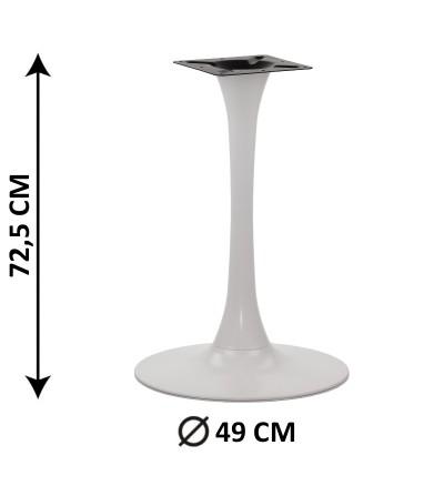 stelaż do stołu 49x72,5