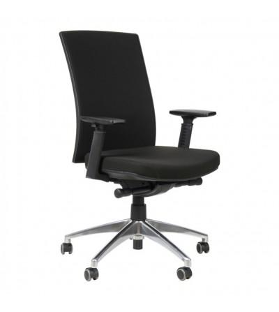Fotel obrotowy KB 8922B S CZARNY Aluminium Sklep