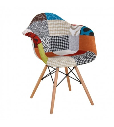 FK-623-1 krzesło tapicerowane