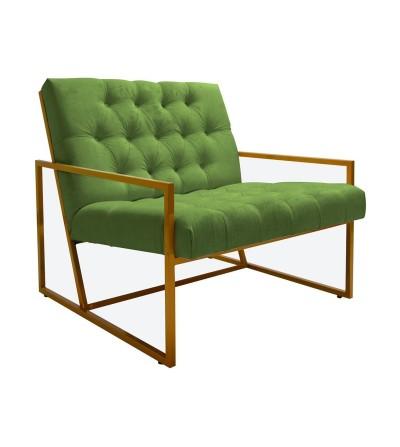 Fotel EUROPA CHESTERFIELD velvet