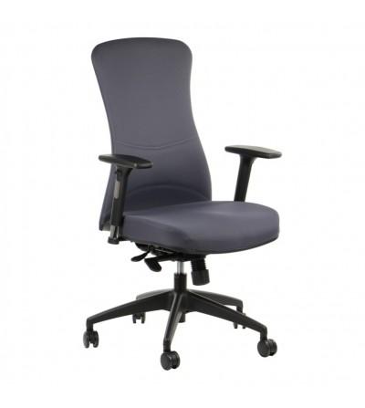 Fotel obrotowy FK-KEN12 szary materiał