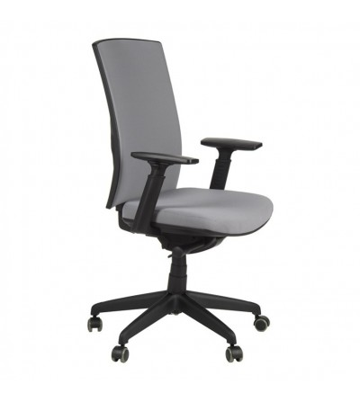 Fotel obrotowy KB-8922B SZARY