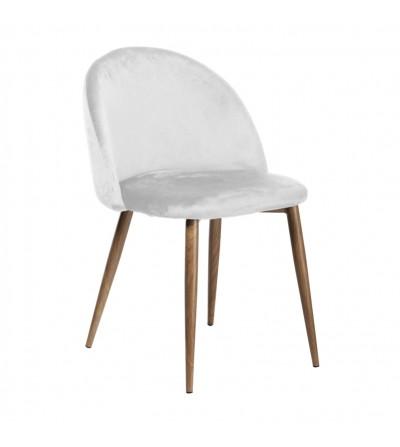 krzesło SOUL krzesło tapicerowane velvet