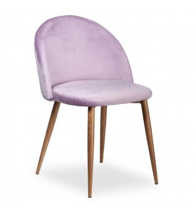 krzesło SOUL 2 krzesło tapicerowane VELVET