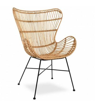 Krzesło rattanowe LIWIA