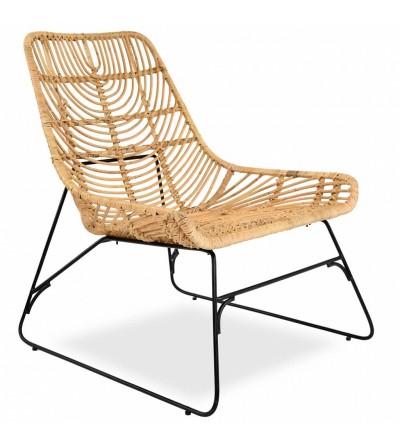 Krzesło rattanowe ADRIANO