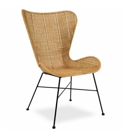 Krzesło rattanowe LAILA