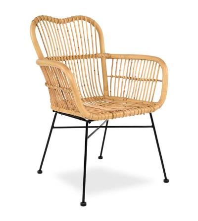 Krzesło rattanowe LUCY
