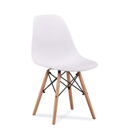Krzesło MAX - BIAŁY