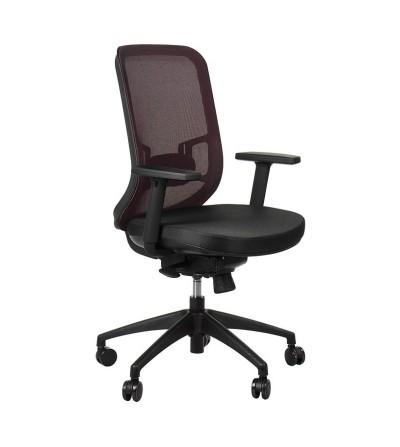 Fotel obrotowy GN-310 BORDO
