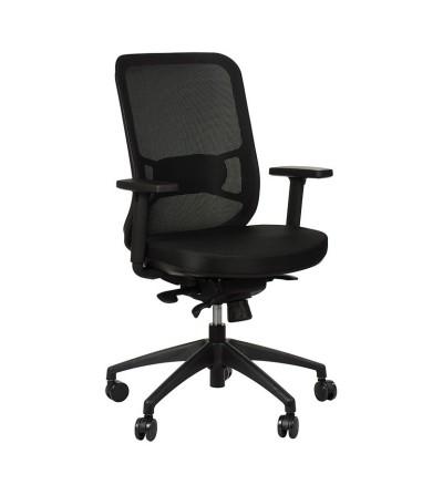 Fotel obrotowy GN-310 CZARNY